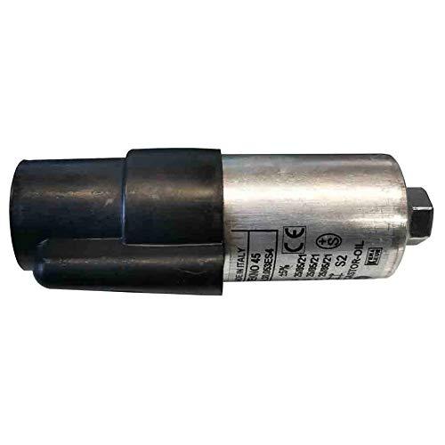 Ecoflam Kondensator 4µF 2P 3mm