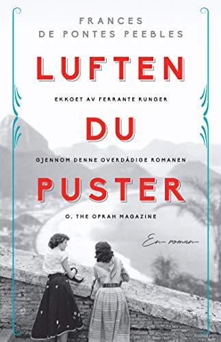 Luften du puster (Norwegian Edition)