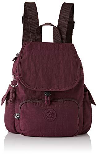 Kipling Damen City Pack Mini Rucksack Mehrfarbig (Music Print)