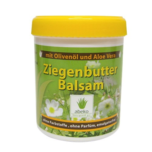 abeko Ziegenbutter Balsam 250 ml