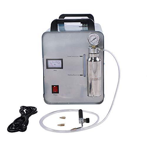 Pulidor de acrílico de la máquina pulidora de la llama del soldador del agua del hidrógeno del oxígeno 95L / h venta