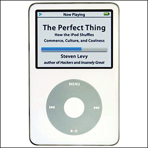 The Perfect Thing audiobook cover art