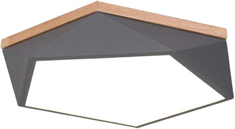 DelongKe LED-Deckenleuchten, 36 W Energieeinsparung, Augenschutz Ohne Blinkende Beleuchtung, Geeignet Für Wohnzimmer, Schlafzimmer Und Andere Gelegenheiten