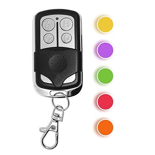 Mando a distancia universal de repuesto para puerta de garaje Chamberlain LiftMaster371LM, 971LM, 81LM, 891LM, 893LM, 890MAX compatible...