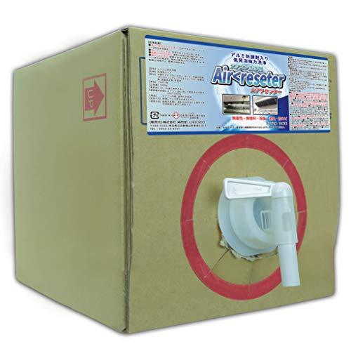 エアコン洗浄 エアリセッター 5000g 高濃度タイプ(20倍希釈可能)業務用 エアコンクリーナー 油落としクリーナー AIG-R5000