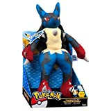 Wicked Cool Toys 15 Inch Plush Pokemon Mega Lucario