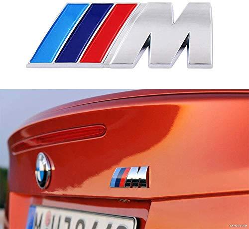 Forten Car 1x Markenzeichen Serie M Sport x1 x 3 x 4 x 5 x 6 Z4 und andere Modelle 1 3 4 5 6 7 M3 M5 M6 Z3 Reifen