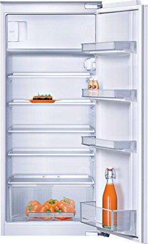 Neff K425A1 Einbaukühlschrank / 122,5 cm / A++ / Kühlteil: 183 Liter / Gefrierteil: 17 Liter / Schleppscharnier