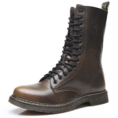 Dr. Martin Heren hoge schoenen, winter plus maat mannen laarzen plus fluweel dikke antislip onderkant Finland pees retro Martin zoeken mannen, geschikt voor vrije tijd, outdoor, dagelijkse sleuven