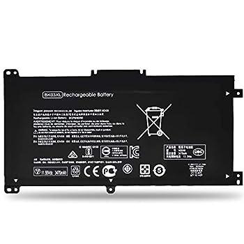 Emaks BK03XL Battery for HP Pavilion X360 14-BA000 14M-BA000 14m-ba011dx 14m-ba013dx 14m-ba015dx 14m-ba114dx 14-ba253cl 14-ba125cl 14-ba175nr 14-ba051cl 916366-421 541 916811-855 HSTNN-LB7S UB7G