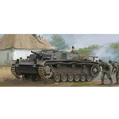 Unbekannt Bronco Models cb35118 – Modèle Kit WWII German Assault Gun sturmgeschütz III Ausf E