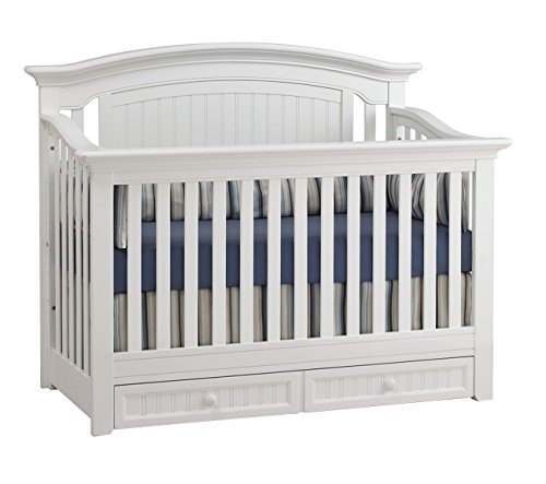 Suite Bebe Winchester 4 in 1 Convertible Crib...