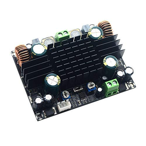 IGOSAIT TPA3116 Tablero de AUMPIFICADOR DE Audio DE Audio DE Alta Potencia Mono 150W TPA3116D2 Amplificador Construido Amplificador de Sistema de Refuerzo Doble