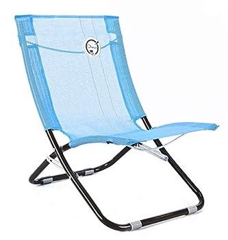 O'Beach - Chaise de plage - Structure Pliable et Confortable