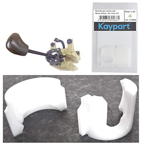 Kaypart Vito Viano 639 Kit de reparación de la palanca selectora de engranajes para caja de cambios manual