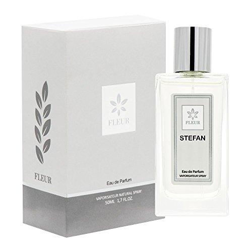 Parfum Personnalisé , Eau de Parfum homme/men , Cadeau Noel / Cadeaux pour homme / Cadeau Anniversaire , Flacon Vaporisateur/Spray , 1 x 50 ml (Aquatique)