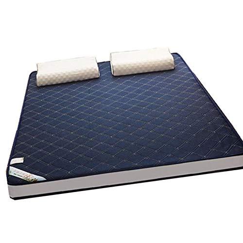 ZLBIN Mattress Futon,Japanese Floor Mattress Mattressfuton Single Double Foldable Cover Topper Futon Mattresses Floor,150x200cm
