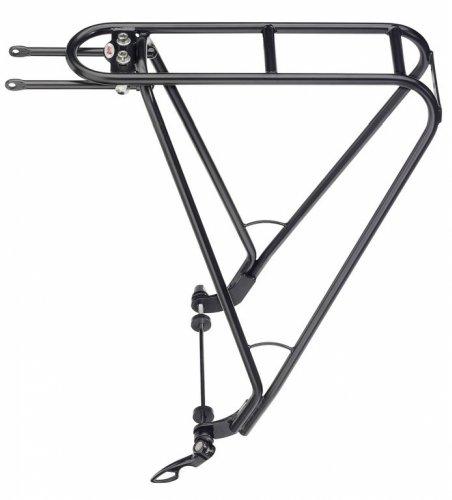 Tubus Fahrradgepäckträger Gepäckträger Disco 28 Zoll schwarz