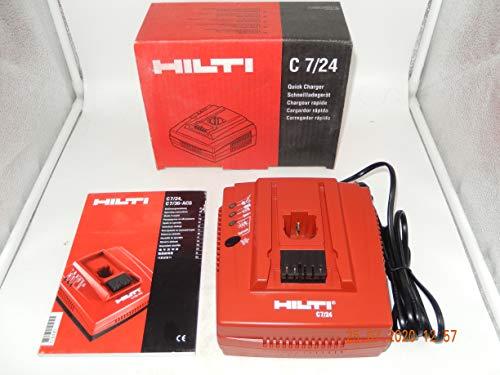 Hilti-C7/24 Ladegerät für Hilti Akkus/NEUWERTIG/Garantie /Rechnung