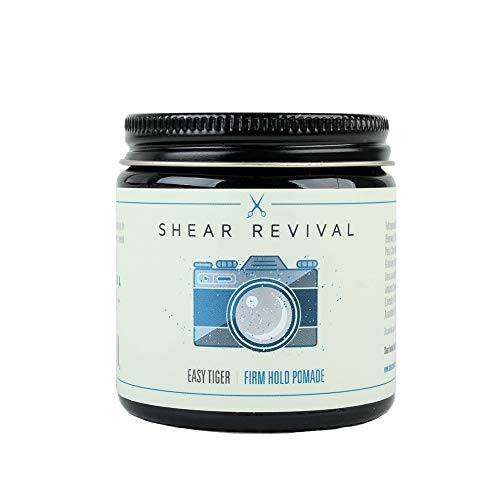 Shear Revival fácil tigre Firm Hold Pomade 4oz