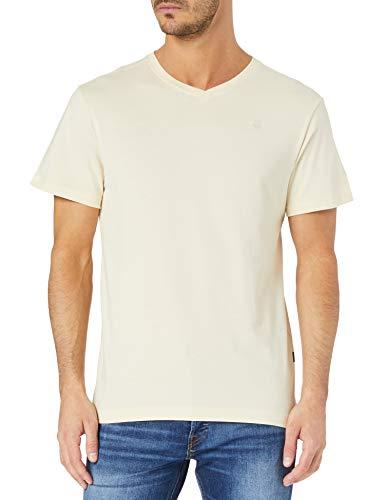 G-STAR RAW Mens D16412 T-Shirt, Ecru 336-159, M