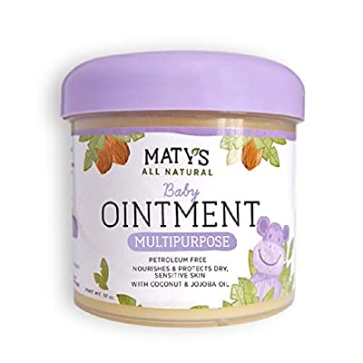 All Natural Baby Ointment 10 Oz
