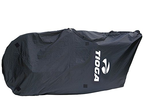 TIOGA(タイオガ) コクーン ポーチ タイプ ブラック BAR02800