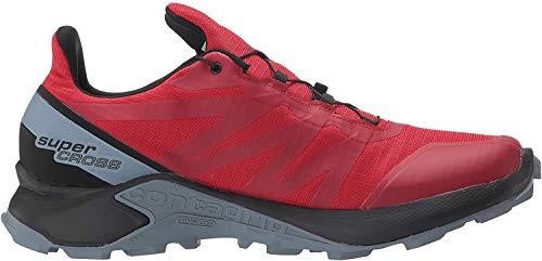 SALOMON Men's Unisex Spikecross 5 GTX Trail Running Shoes Hiking