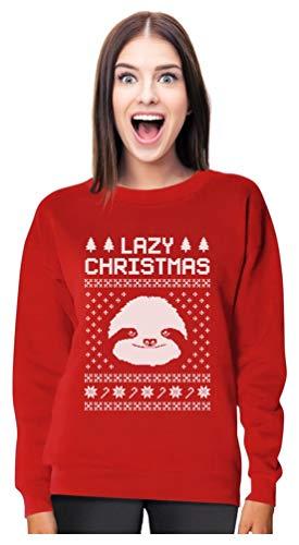 Sloth Ugly Christmas Sweaters | Worst Ugly Christmas Sweaters