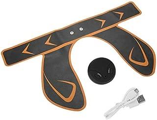 HAM-Fit EMS Inal/ámbrico Entrenador de Caderas USB Remoto El/éctrico Estimulador de M/úsculo Abdominal Gimnasio Butt Toner Lifting Masajeador Adelgazante