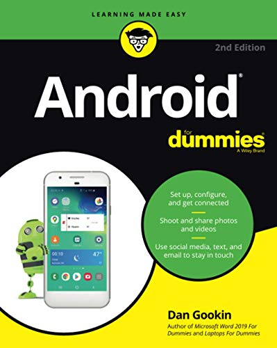Android For Dummies, 2nd Edition