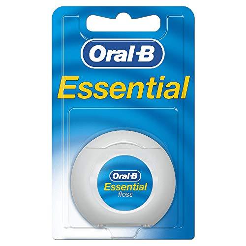 Oral-B Essential, Filo Interdentale, 50Metri, al Sapore di Menta