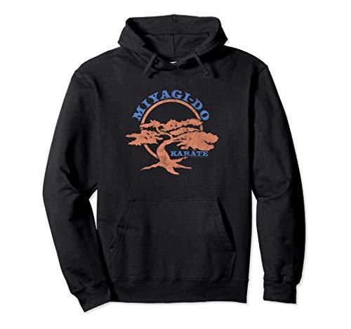Cobra Kai Miyagi-Do Karate Bonsai Logo Pullover Hoodie