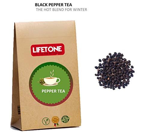 Té de pimienta, la mezcla caliente para el invierno, 20 bolsitas de té, 40 g