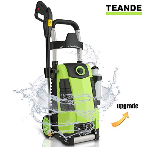 10 Best Electric Pressure Washer for Foam Cannon Review 2020 64