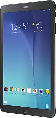 Samsung Galaxy Tab E SM-T560 Tablet,8°GB (IEEE 802.11N, Android, Schwarz) schwarz