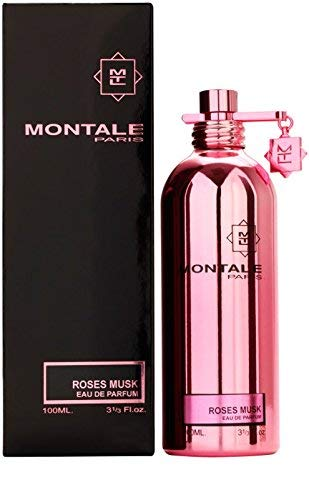 100% Authentic MONTALE ROSES MUSK Eau de Perfume 100ml Made in France