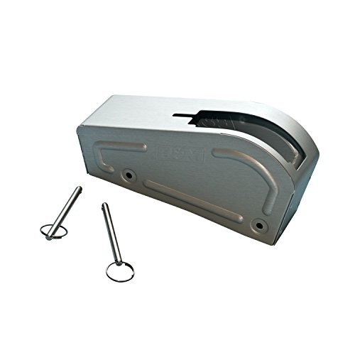 B&M 80717 Brushed Aluminum Cover for Pro Stick Automatic Shifter