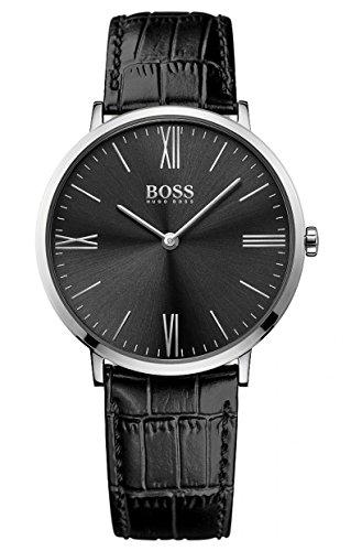 Hugo Boss Herren Quarz Uhr mit Armband 1513369