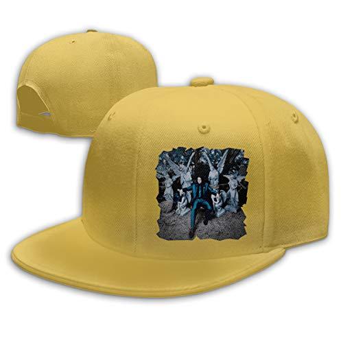 Unisex Baseball Cap Jack White Lazaretto Teens Fashion Casquette Glock Hateinstellbar for Youth Outdoor Sports Hats