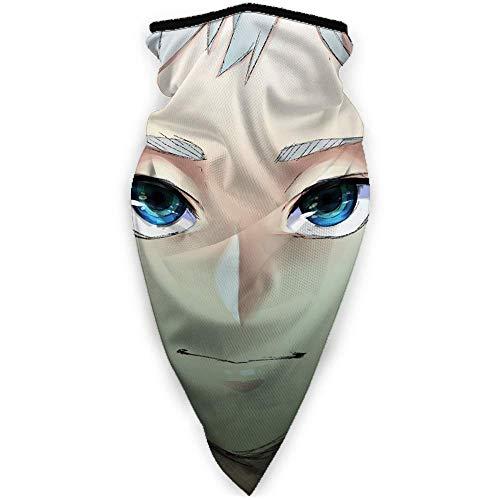 Rcdeey Anime The Promised Neverland Multifuncional Diadema Diadema-Tubo elástico Diadema Bufanda UV Living Diadema Leggings Correas pasamontañas Senderismo