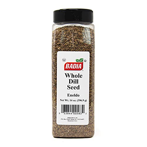 Badia Dill Seed Whole, 14 Ounce
