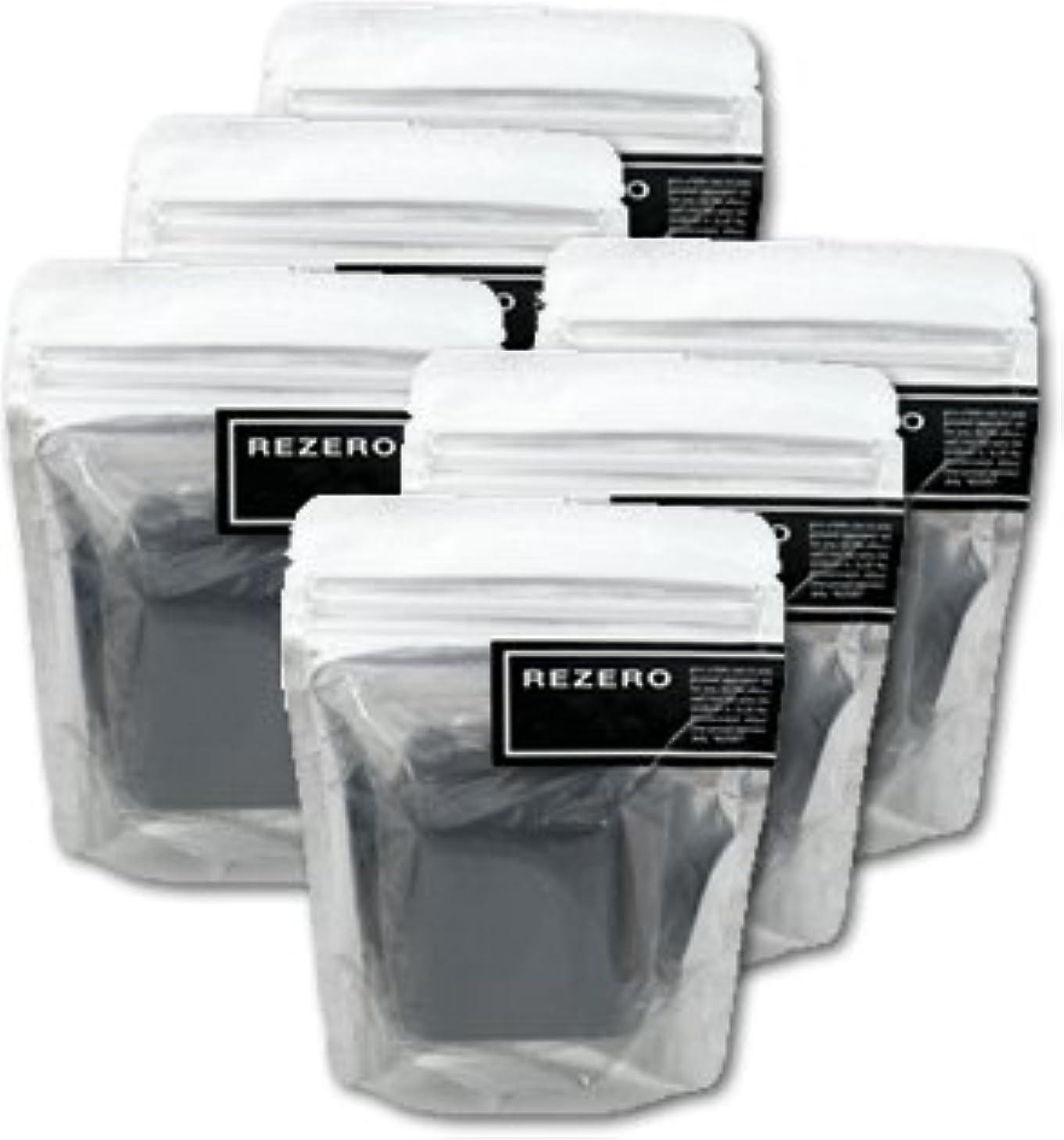 パンチ育成申し込むリゼロ プレミアム柿炭ソープ 90g×6個セット
