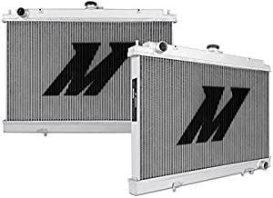 Mishimoto MMRAD-MAX-95 Nissan Maxima Performance Aluminum Radiator, 1995-1999 Manual, Silver