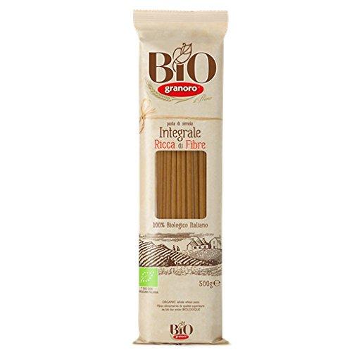 Preisvergleich Produktbild GRANORO Pasta INTERALE Bio Linguine 500g