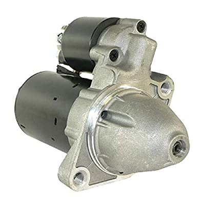 DB Electrical SBO0150 Starter Compatible With/Replacement For 1.8L Mercedes Benz C Class 2003 2004 2005 2012 2013 2014, Slk Class 2012 2013 2014 17920 005-151-39-01 0-986-020-350