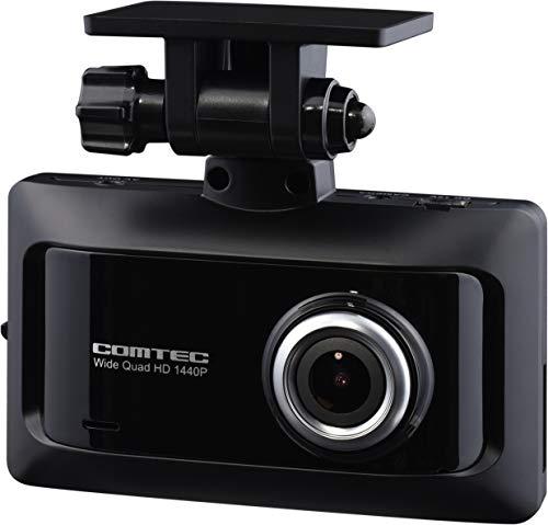 コムテック前後2カメラドライブレコーダーZDR026前後370万画素WQHDノイズ対策済夜間画像補正LED信号対応専用microSD(16GB)付1年保証SONY製CMOSセンサー搭載GセンサーGPS19年モデルCOMTECZDR026