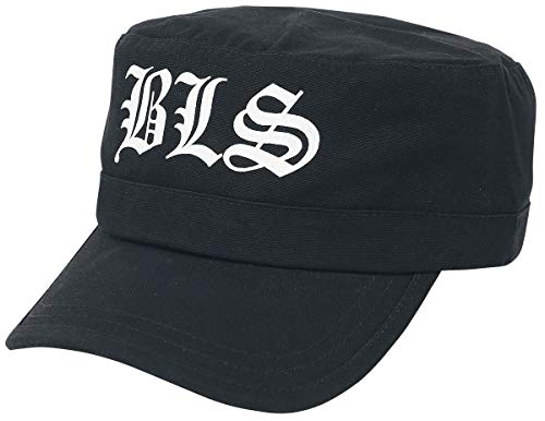 Black Label Society Logo - Army Cap Cap schwarz