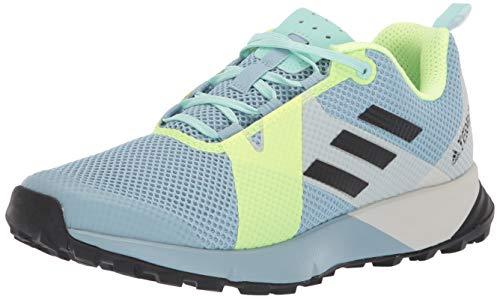 adidas outdoor Terrex Two Ash Grey/Black/Hi-Res Yellow 11
