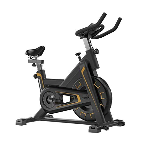 Exercise Bikes, Stationary Bike Indoor Cycling Bike, Exercise Bike for Cardio Training, Adjustable Handlebar for Home Cardio Workout, LCD Display